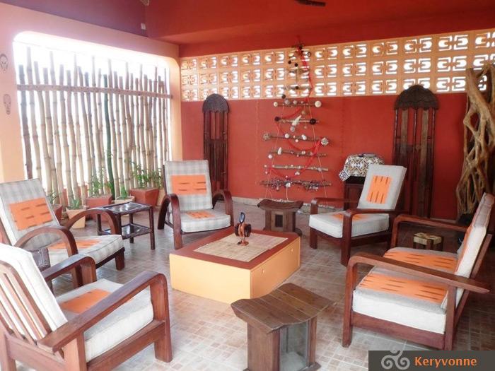 keryvonne chambre d'Hôtes Lomé Togo